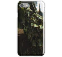 Them Leafy Greens iPhone Case/Skin