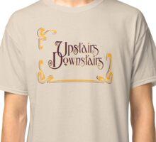 Upstairs Downstairs Classic T-Shirt