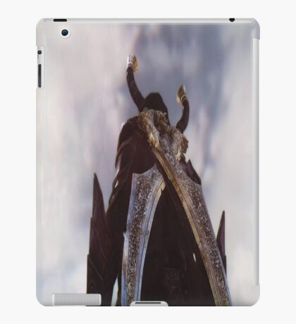 Off into the distance 2 iPad Case/Skin