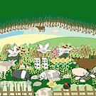 Permaculture Farm by Diana-Lee Saville