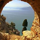 ....the view of the Caveman..... by John44