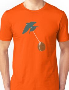 Swallow that coconut Unisex T-Shirt