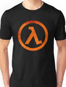 °GEEK° Half Life Rust Logo Unisex T-Shirt