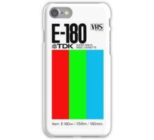VHS Tape Retro iPhone Case/Skin