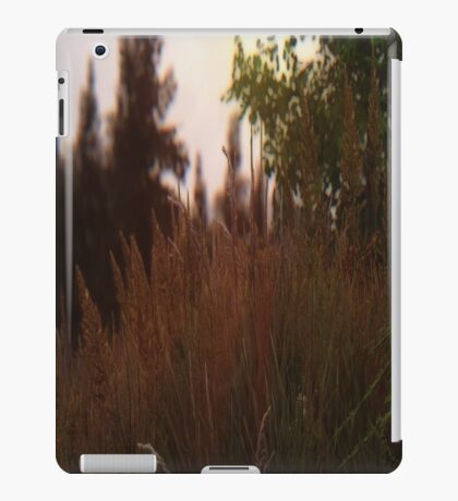 All about the grass 2 iPad Case/Skin