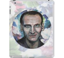 Doctor Who, The Floral Ninth Doctor iPad Case/Skin