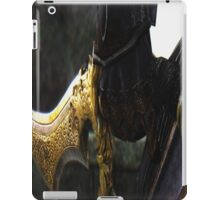 Beautiful Engraving iPad Case/Skin