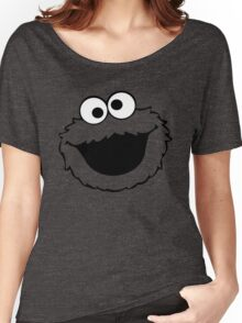 cookies monster Women's Relaxed Fit T-Shirt