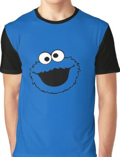 cookies monster Graphic T-Shirt