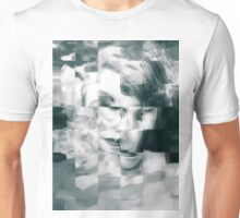 Abstract woman Unisex T-Shirt