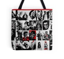 36 Monsters Tote Bag