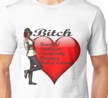 Bitch3 Unisex T-Shirt