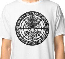 Runic Yggdrasil Classic T-Shirt