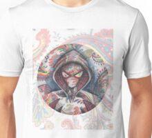 Spider Gwen en Paisley  Unisex T-Shirt
