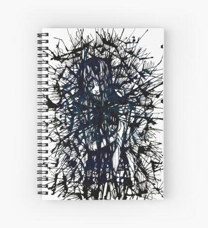 Breakdown Spiral Notebook