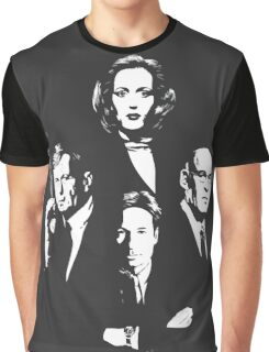 X Files Graphic T-Shirt