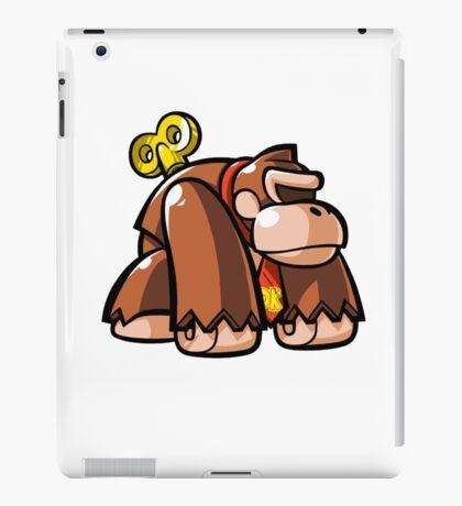 Donkey Kong Toy iPad Case/Skin