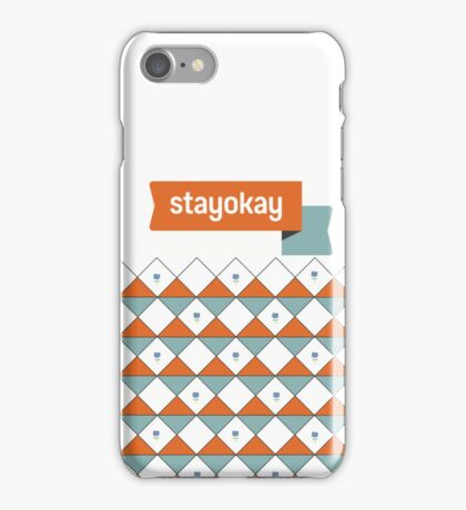 Stayokay hostel iPhone Case/Skin