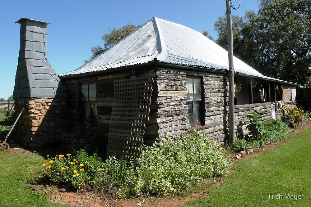 Croote Cottage by Trish Meyer