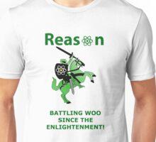 REASON BATTLING WOO Unisex T-Shirt