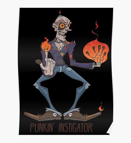 PUNKIN' INSTIGATOR Poster
