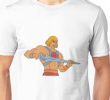 He-man Filmation style Unisex T-Shirt