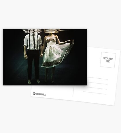 Abyss of the Disheartened  Greeting Card