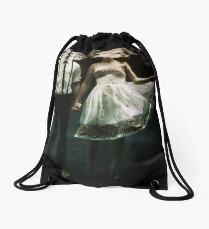 Abyss of the Disheartened  Drawstring Bag