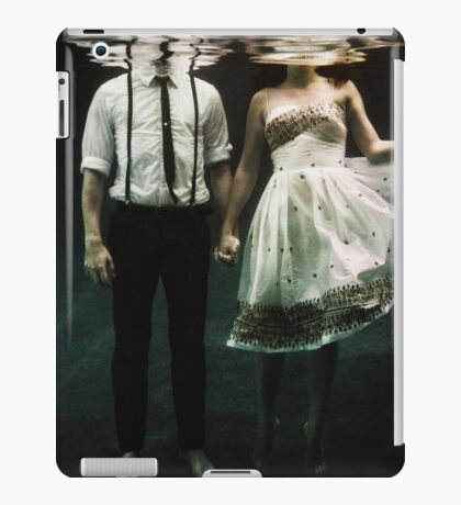 Abyss of the Disheartened  iPad Case/Skin
