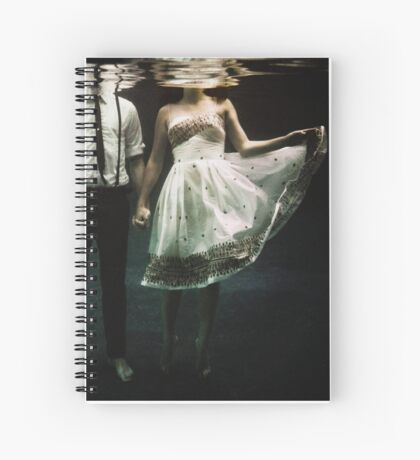 Abyss of the Disheartened  Spiral Notebook