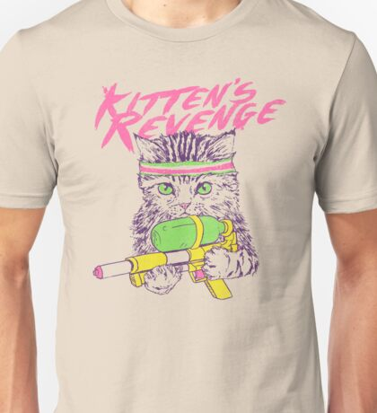 Kitten's Revenge Unisex T-Shirt