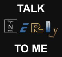 Talk nerdy to me by silentrebel