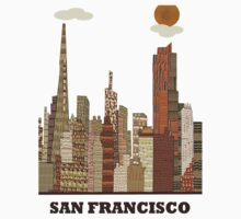 san francisco city  Kids Clothes