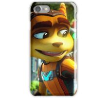 RATCHET CLANK RABU BEST iPhone Case/Skin