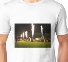 Bouzov, Flame from burner Unisex T-Shirt