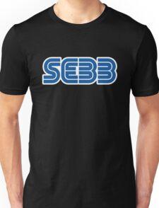 SEBB STRIFE SEGA LOGO Unisex T-Shirt