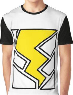 Lightning Bolt Graphic T-Shirt
