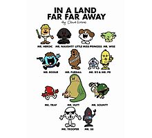 In A Land Far Far Away Photographic Print
