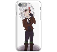 Neah D. Campbell iPhone Case/Skin