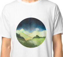 Land Maan Land Moon Classic T-Shirt