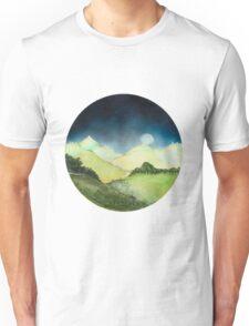 Land Maan Land Moon Unisex T-Shirt