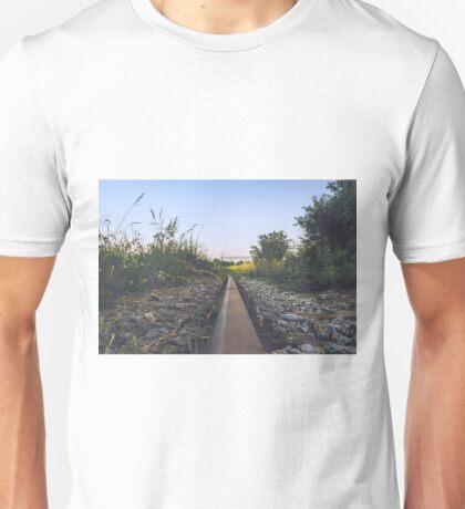 Abandoned Railroad Unisex T-Shirt