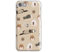 small pets iPhone Case/Skin