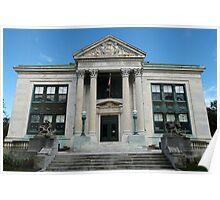 Colt Memorial School, Memorial Hall Poster
