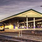 Exeter St Davids HST  by Rob Hawkins