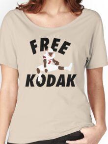 Free Kodak Women's Relaxed Fit T-Shirt