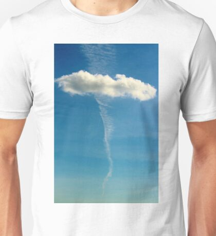 Cloud Design Unisex T-Shirt