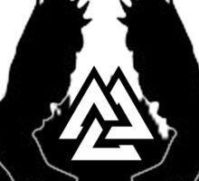 Odin's Ravens 2016 Sticker