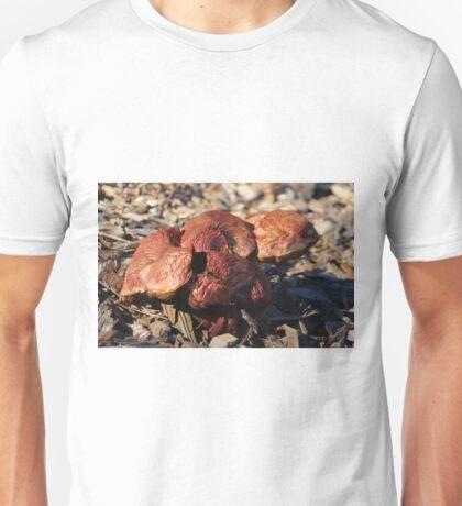 Mushroom Heart Unisex T-Shirt