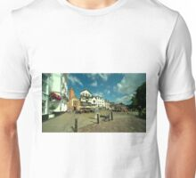 Exeter Shops on the Green  Unisex T-Shirt